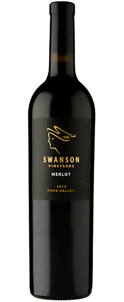 2013 Swanson Vineyards Merlot, Napa Valley, 750ml