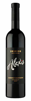 2013 Swanson Vineyards Alexis, Cabernet Sauvignon, Napa Valley, 750ml