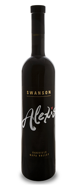 2000 Swanson Vineyards Alexis, Estate Red Wine, Napa Valley, 750ml