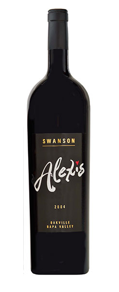 2003 Swanson Vineyards Alexis, Estate Red Wine, Napa Valley, 1.5L