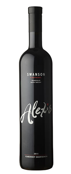 2011 Swanson Vineyards Alexis, Cabernet Sauvignon, Napa Valley, 1.5L