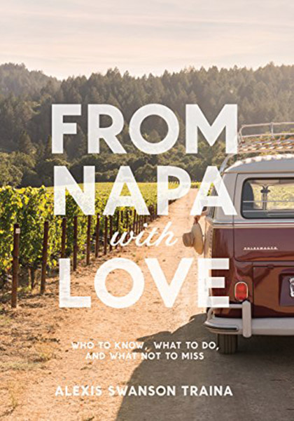 Book - From Napa With Love